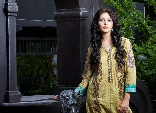 Rabea By Shariq Textile Latest Women Kurtis Tunics Designs Collection 2015-2016 (31)