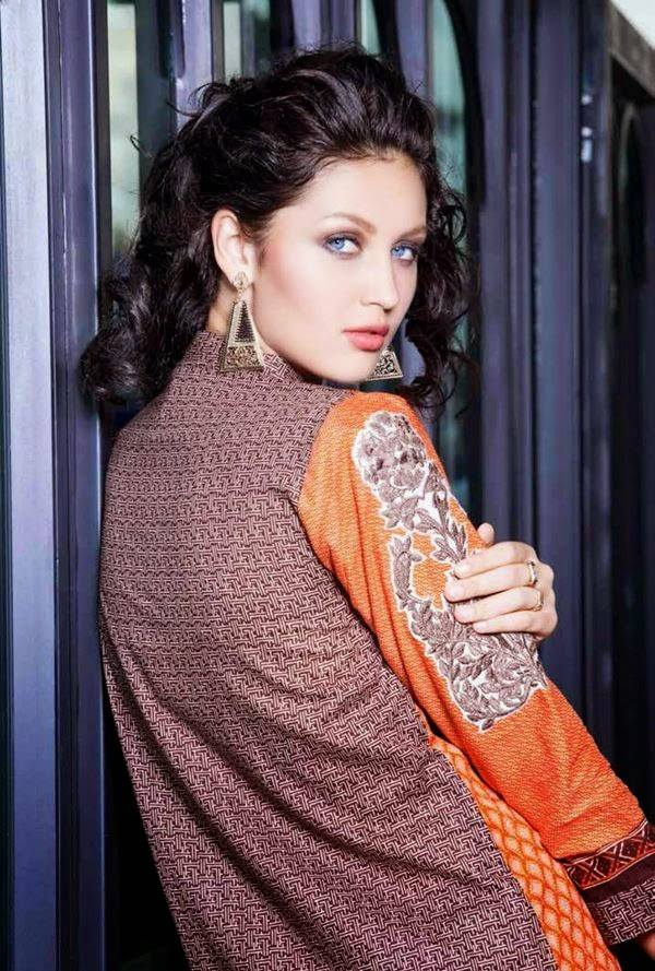 Rabea By Shariq Textile Latest Women Kurtis Tunics Designs Collection 2015-2016 (7)