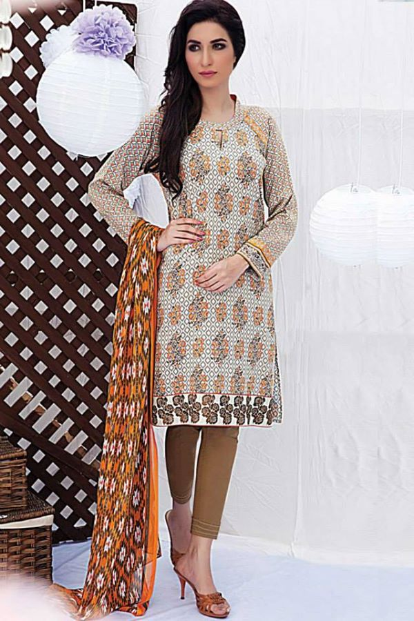 Satrangi By Bonanza Latest Cambric Collection Ready To wear Dresses for Ladies 2014-2015 (25)
