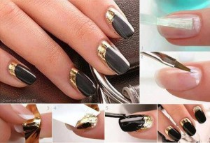 Simple & Easy Step by Step Nail Arts Tutorial with Pictures for Beginners