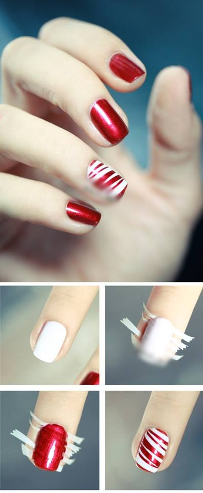 Simple & Easy Step by Step Nail Arts Tutorial with Pictures for Beginners (8)