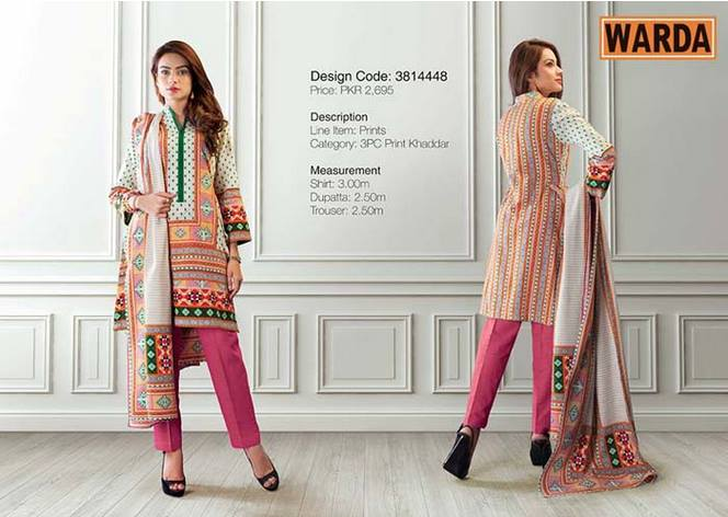 WARDA Designer Ready To Wear Dresses Winter Grace Collection 2014-15 for Women (15)