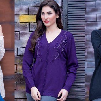 Zeen By Cambridge Ladies Sweaters & Cardigan Collection 2017-2018