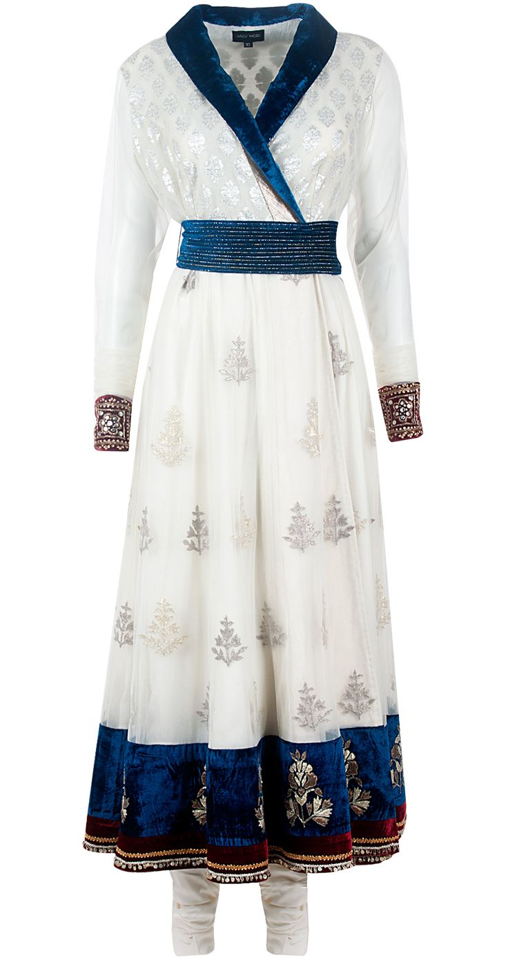Latest Design Of Assam Type House: Latest Angrakha Style Dresses Designs 2016-2017 Collection