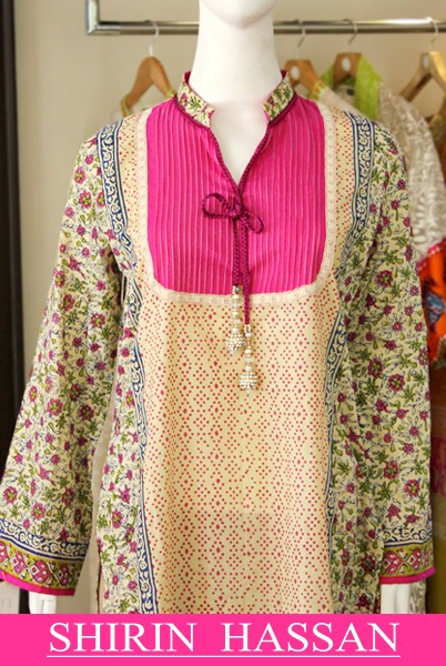 Beautiful Kurtis Tunics Neck-Gala Designs for Women (1)