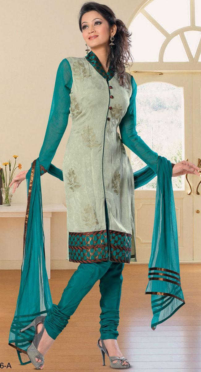 Beautiful Kurtis Tunics Neck-Gala Designs for Women (1)