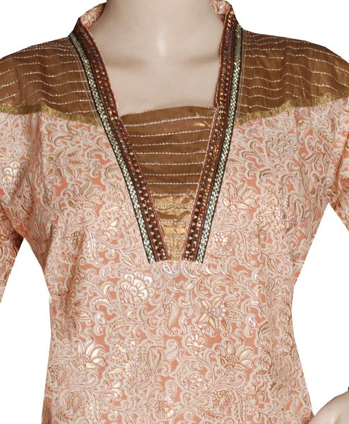 Beautiful Kurtis Tunics Neck-Gala Designs for Women (10)