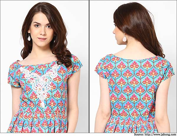 Beautiful Kurtis Tunics Neck-Gala Designs for Women (6)