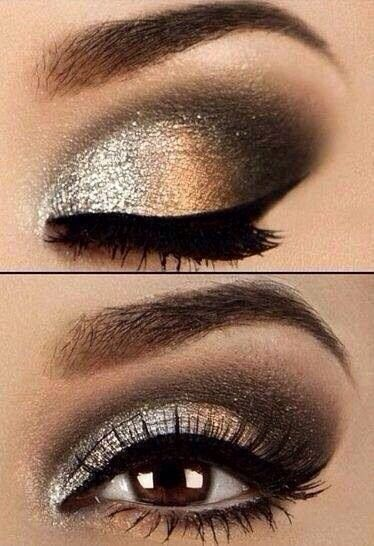 Best Smokey Eye Make-up Step By Step Tutorial and Ideas with Pictures (2)