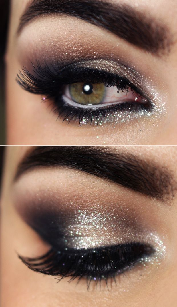 Best Smokey Eye Make-up Step By Step Tutorial and Ideas with Pictures (9)