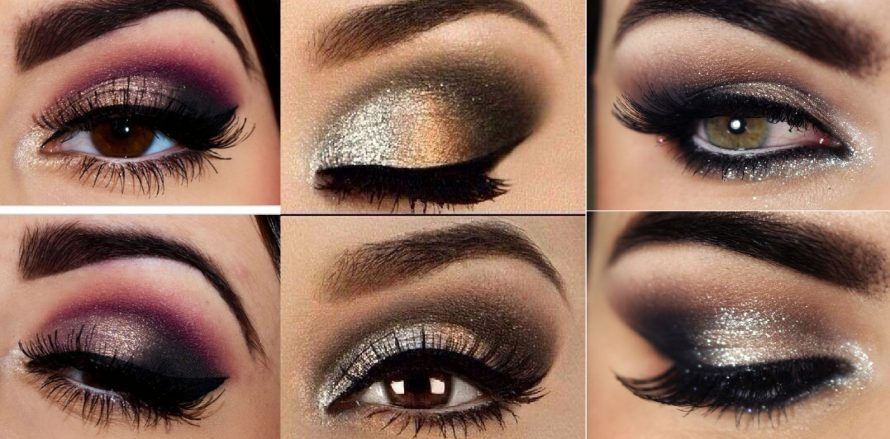 Best Smokey Eye Make-up Step By Step Tutorial and Ideas with Pictures
