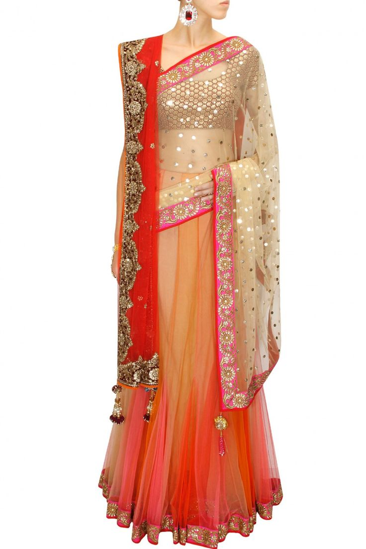 Lengha choli fashion dress 69