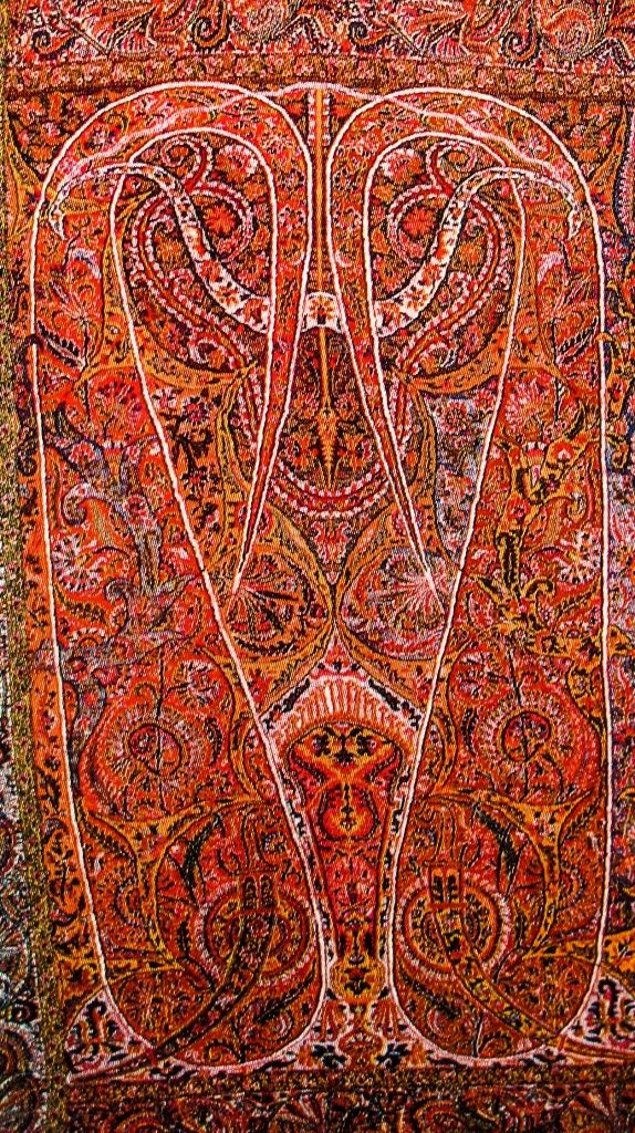 Kashmiri Hand Embroidered Shawls Designs Collection for Women (13)
