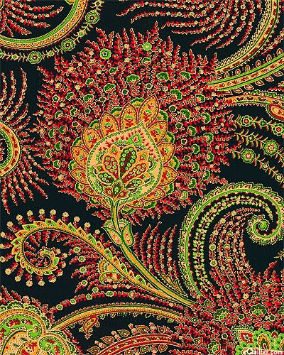 Kashmiri Hand Embroidered Shawls Designs Collection for Women (15)