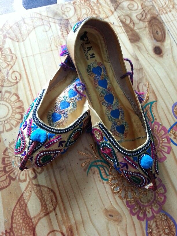 Latest Asian Trends & Collection of Punjabi Jutti Khussa Shoes designs for women 2015-2016 (11)