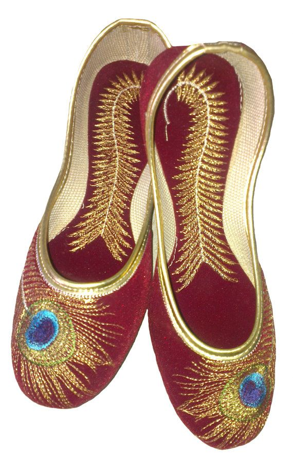 Latest Asian Trends & Collection of Punjabi Jutti Khussa Shoes designs for women 2015-2016 (14)