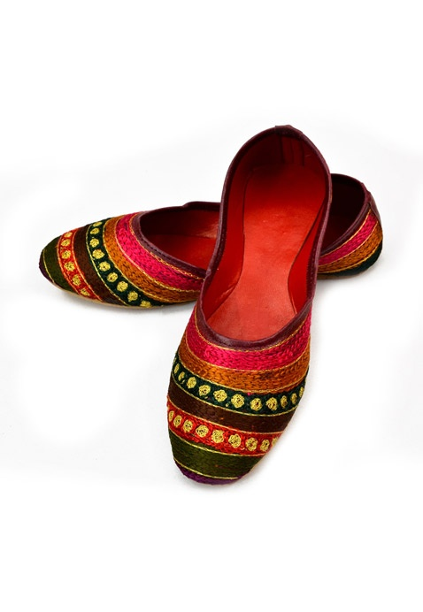Latest Asian Trends & Collection of Punjabi Jutti Khussa Shoes designs for women 2015-2016 (16)