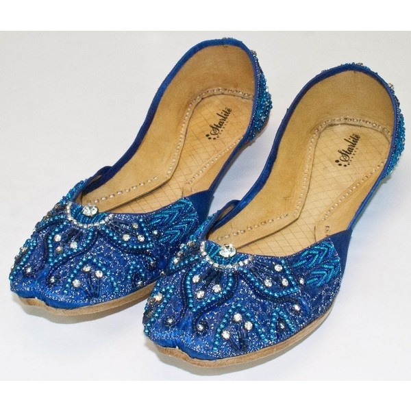 Latest Asian Trends & Collection of Punjabi Jutti Khussa Shoes designs for women 2015-2016 (22)