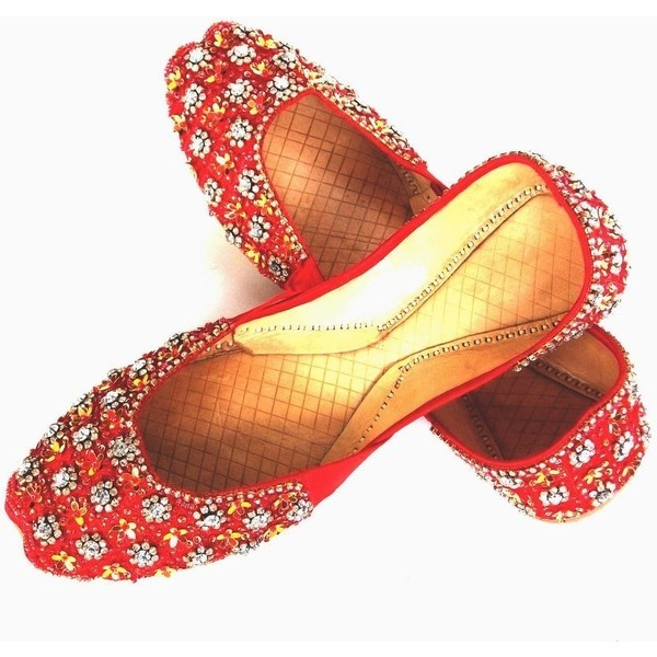 Latest Asian Trends & Collection of Punjabi Jutti Khussa Shoes designs for women 2015-2016 (7)