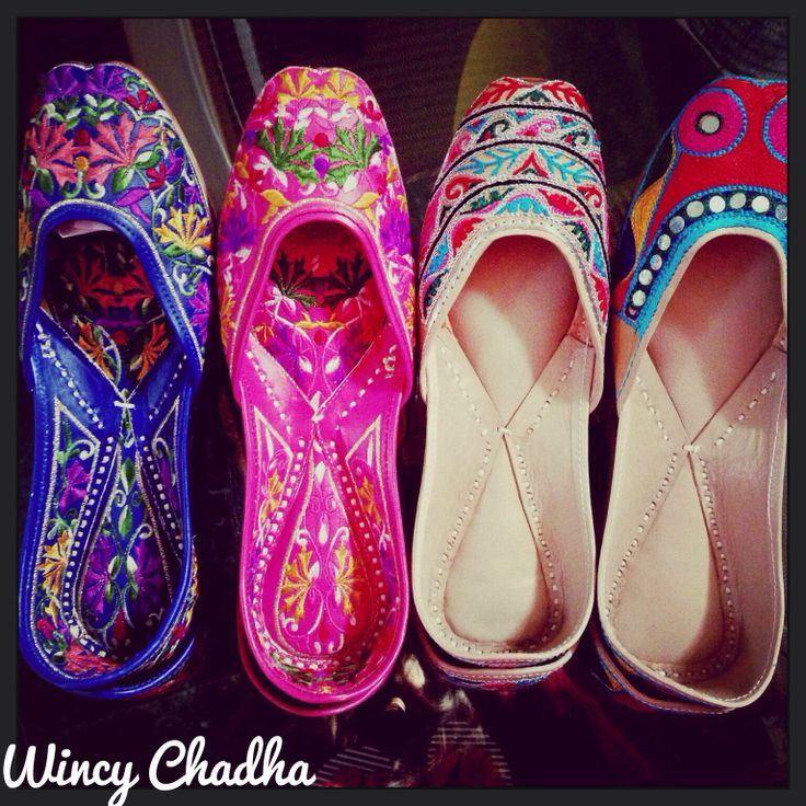 Latest Asian Trends & Collection of Punjabi Jutti Khussa Shoes designs for women 2015-2016 (8)