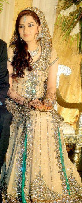 Latest beautiful walima dresses collection for wedding bridals 2015 16