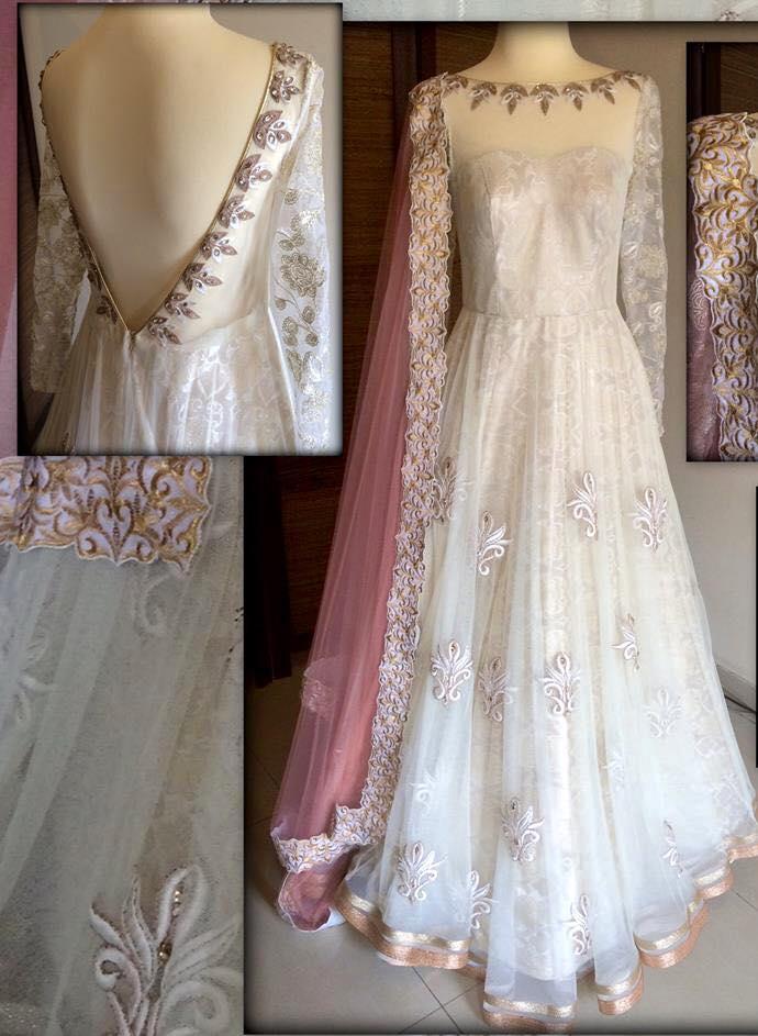 Latest Indian & asian Anarkali suits Pishwas Dresses & Long Frocks for women 2015-2016 (20)