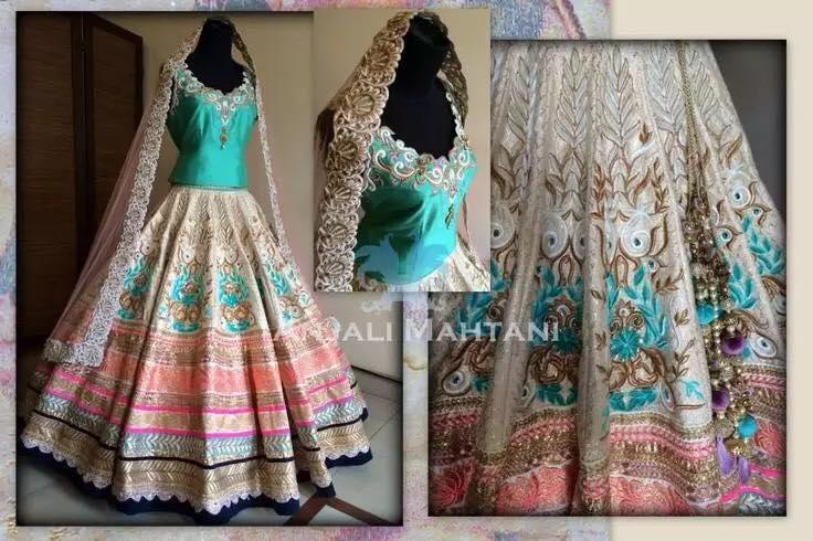 Latest Indian & asian Anarkali suits Pishwas Dresses & Long Frocks for women 2015-2016 (27)