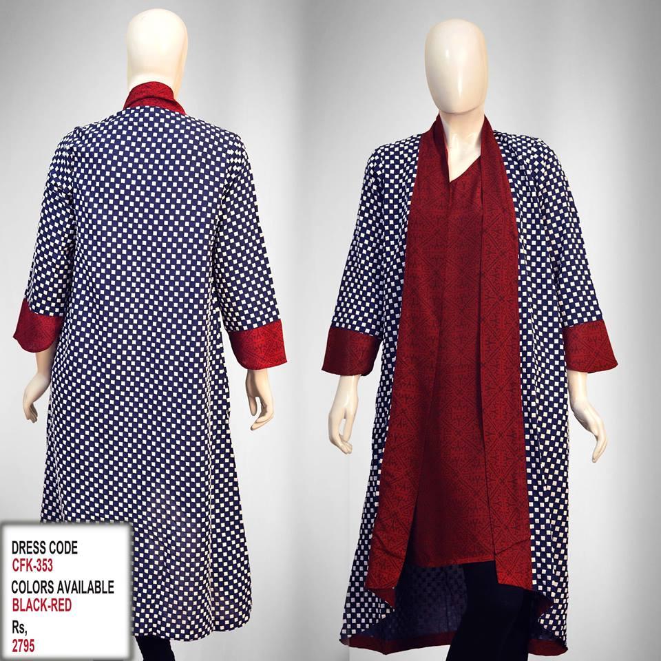 Latest Women Trendy & Stylish Kurta designs by Change Kurta Collection 2015-2016 (19)