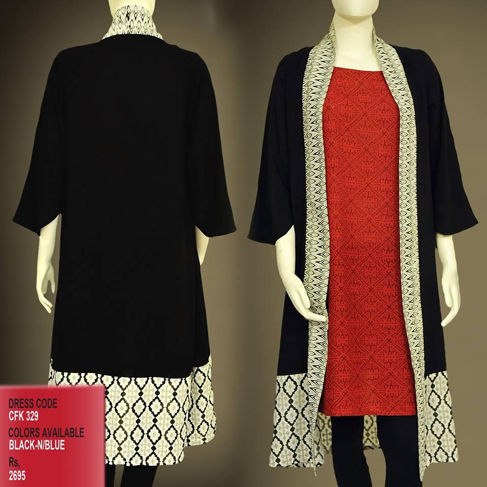 Latest Women Trendy & Stylish Kurta designs by Change Kurta Collection 2015-2016 (31)