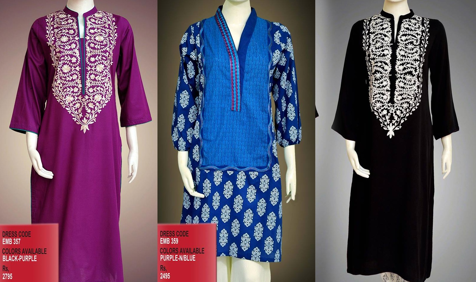 Latest Women Trendy & Stylish Kurta designs by Change Kurta Collection 2015-2016 (38)