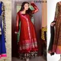 Latest angrakha style dresses 2015-2016
