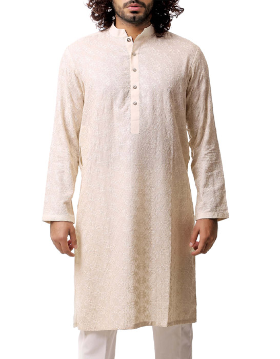New Menswear Chinyere Kurta Shalwar Collection 2015-2016 - Modern Designs 2015 (1)