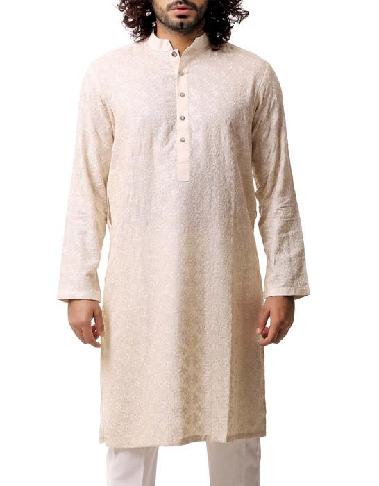 New Menswear Chinyere Kurta Shalwar Collection 2015-2016 - Modern Designs 2015 (1)