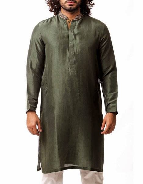 New Menswear Chinyere Kurta Shalwar Collection 2015-2016 - Modern Designs 2015 (10)