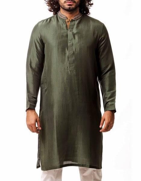 New Menswear Chinyere Kurta Shalwar Collection 2015-2016 - Modern Designs 2015 (10)