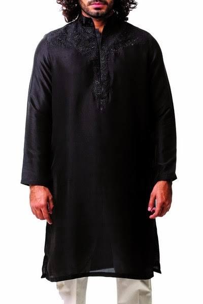 New Menswear Chinyere Kurta Shalwar Collection 2015-2016 - Modern Designs 2015 (11)