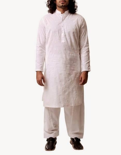 New Menswear Chinyere Kurta Shalwar Collection 2015-2016 - Modern Designs 2015 (13)