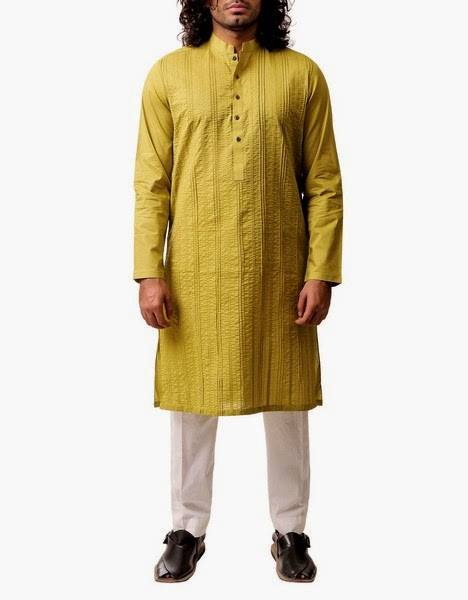 New Menswear Chinyere Kurta Shalwar Collection 2015-2016 - Modern Designs 2015 (14)