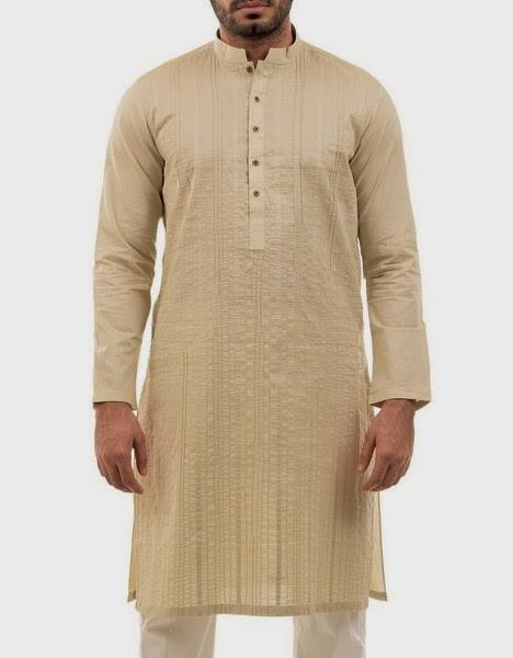 New Menswear Chinyere Kurta Shalwar Collection 2015-2016 - Modern Designs 2015 (15)