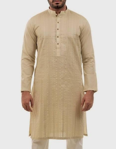 New Menswear Chinyere Kurta Shalwar Collection 2015-2016 - Modern Designs 2015 (15)