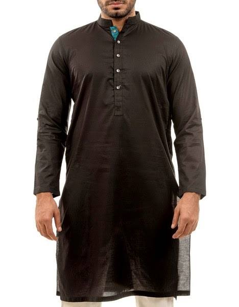 New Menswear Chinyere Kurta Shalwar Collection 2015-2016 - Modern Designs 2015 (18)