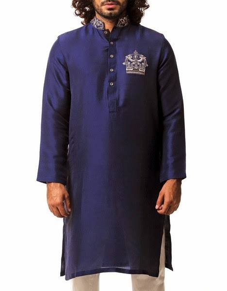 New Menswear Chinyere Kurta Shalwar Collection 2015-2016 - Modern Designs 2015 (19)