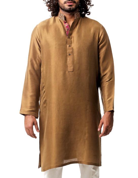 New Menswear Chinyere Kurta Shalwar Collection 2015-2016 - Modern Designs 2015 (21)