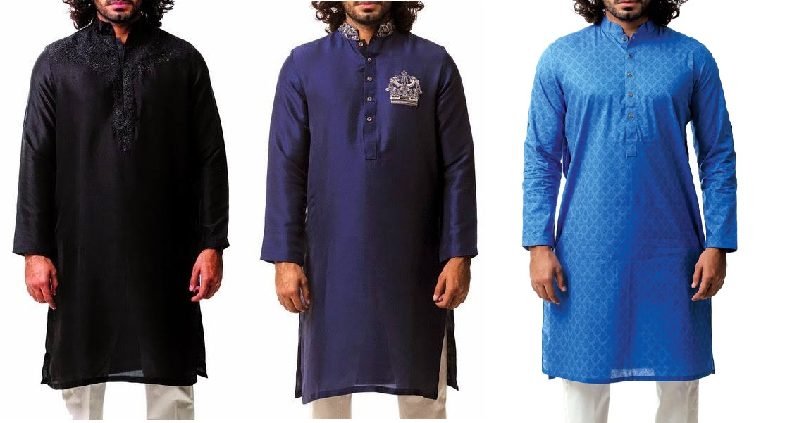 New Menswear Chinyere Kurta Shalwar Collection 2015-2016 – Modern Designs 2015 (9)