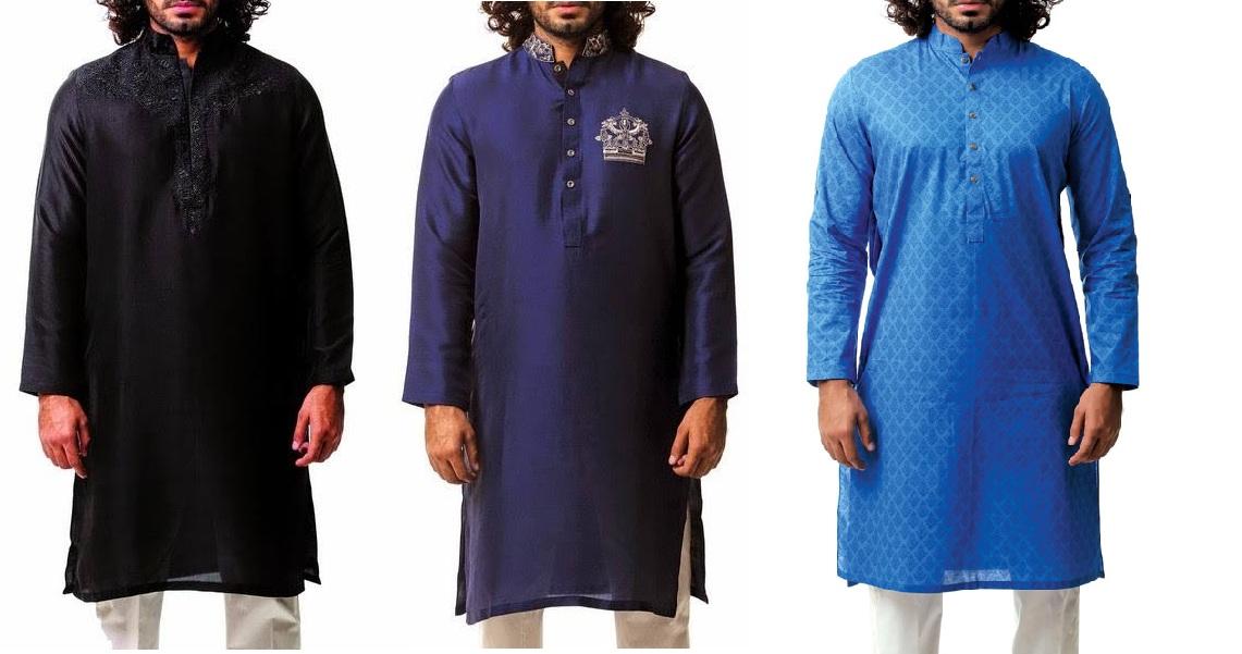 New Menswear Chinyere Kurta Shalwar Collection 2015-2016 – Modern Designs 2015 (9)