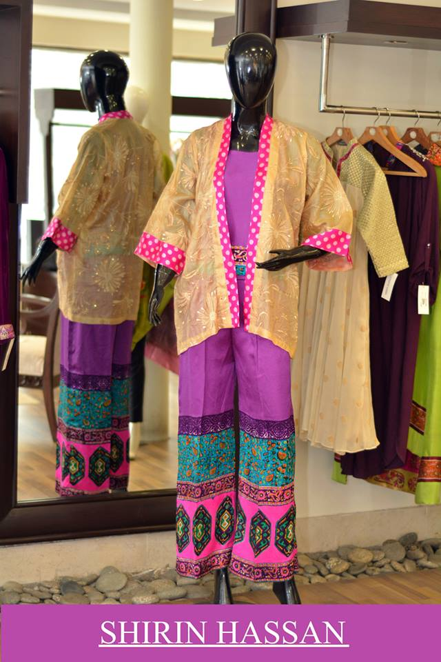 Shirin Hassan Latest Digital Printed Suits and Kurtis Collection for Women 2015-16 (33)
