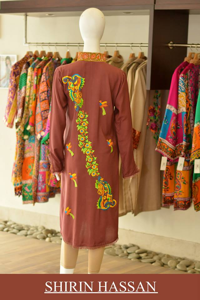 Shirin Hassan Latest Digital Printed Suits and Kurtis Collection for Women 2015-16 (34)