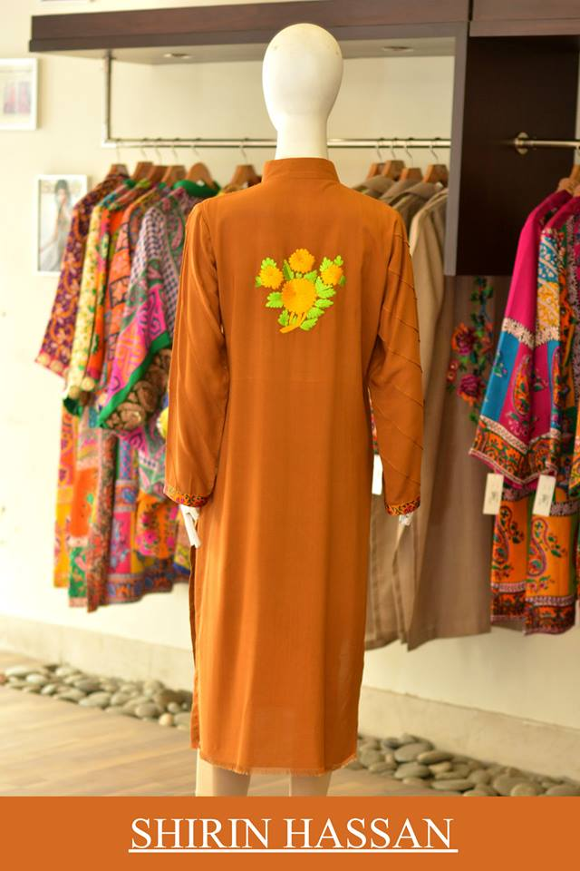 Shirin Hassan Latest Digital Printed Suits and Kurtis Collection for Women 2015-16 (36)