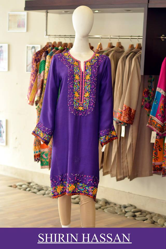 Shirin Hassan Latest Digital Printed Suits and Kurtis Collection for Women 2015-16 (55)