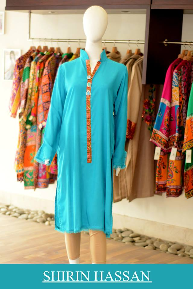 Shirin Hassan Latest Digital Printed Suits and Kurtis Collection for Women 2015-16 (56)